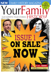 Your Family History, Issue 1